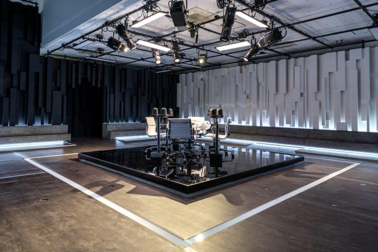 Mリーグスタジオのご紹介